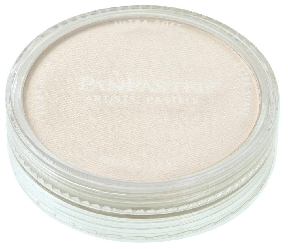 011 4 Pearlescent Medium White FINE Closed