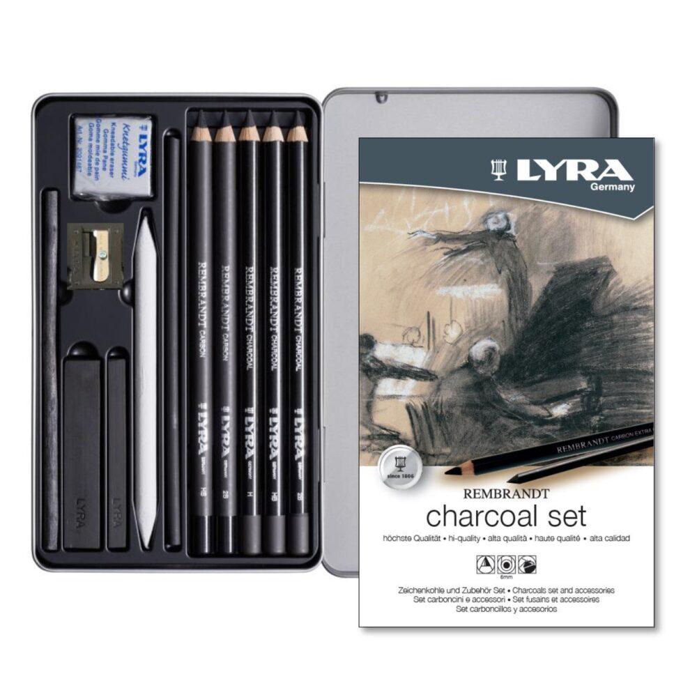 lyra charcoal set 2000x