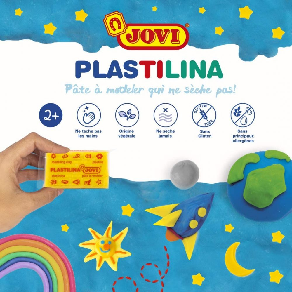 Jovi Plastilina Reusable 4