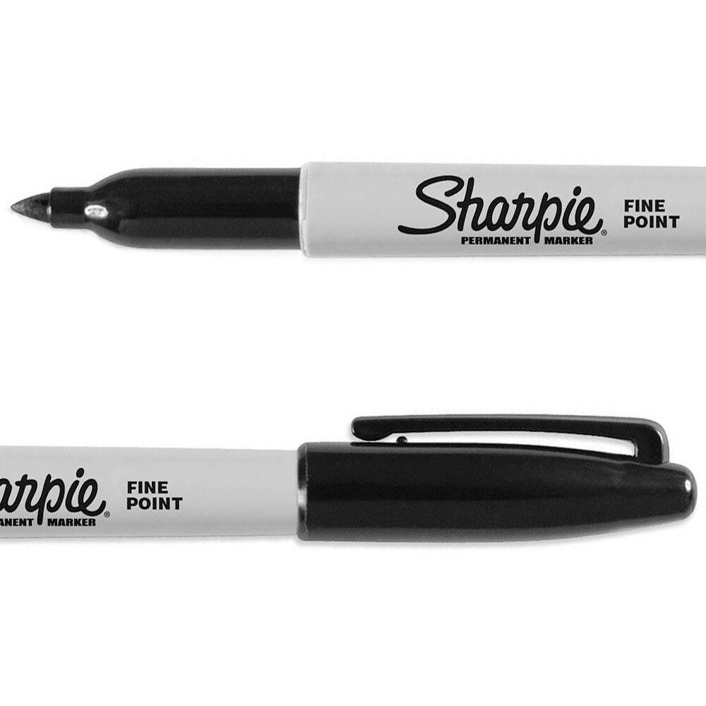 Sharpie Black Fine