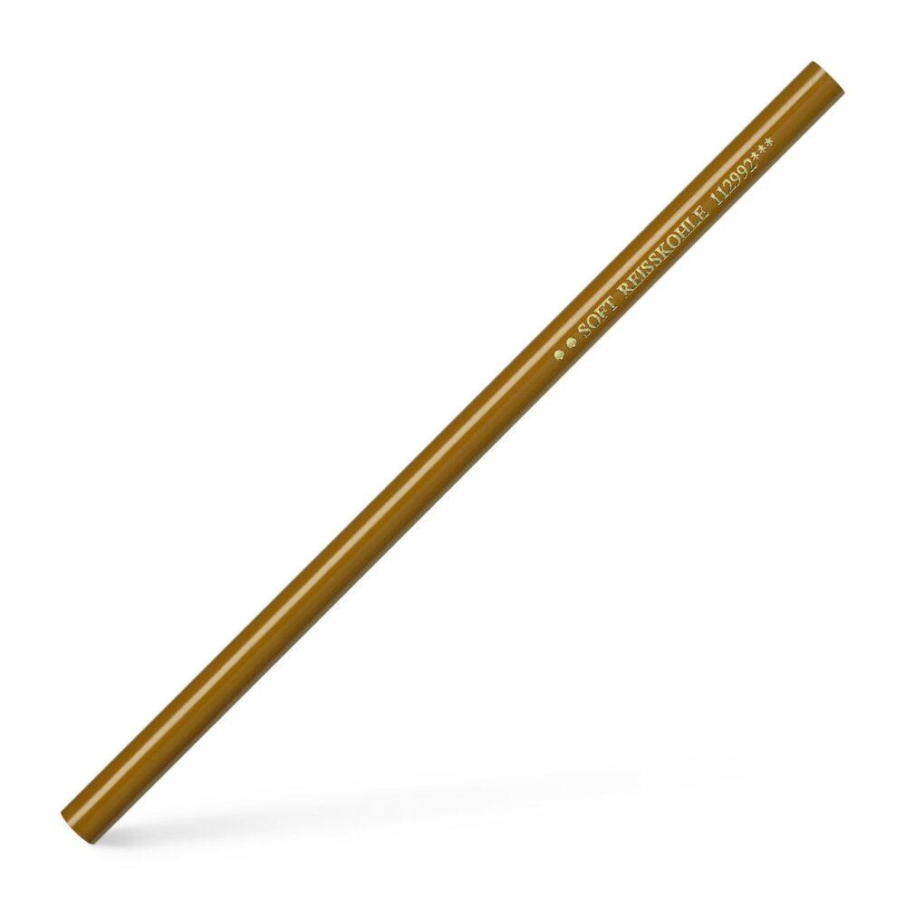 Pitt compressed charcoal pencil oil free black soft